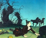 The Legend of Sleepy Hollow, SOLD