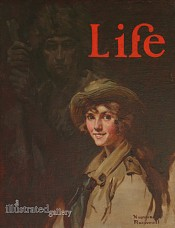 Good Scouts, Life Magazine Cover