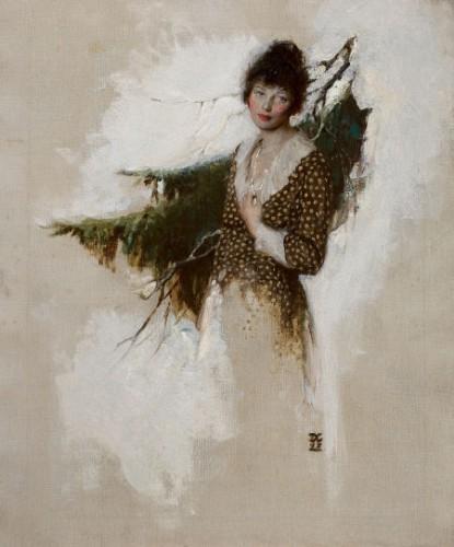 Dean Cornwell Oil Paintings