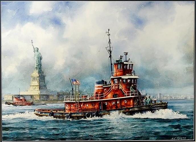 Liberty Island Torrent