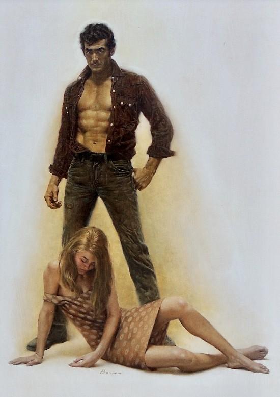 The Devil in Bucks County, Paperback Cover