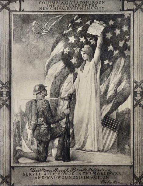 WW1 Drawing