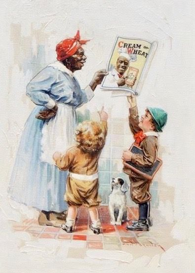 Cream of Wheat Ad, Saturday Evening Post, May 5, 1920