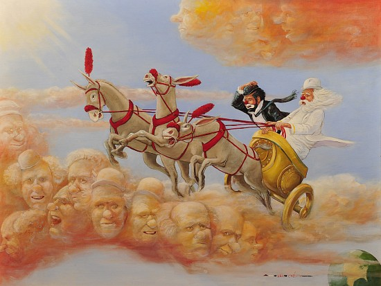 Heavenly Transportation