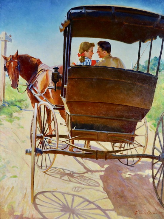 The Carriage Ride