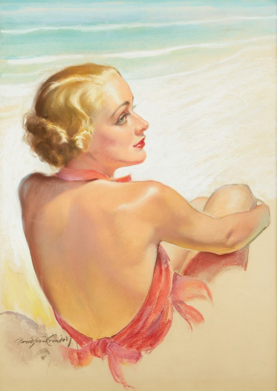 Bathing Beauty (Carole Lombard)