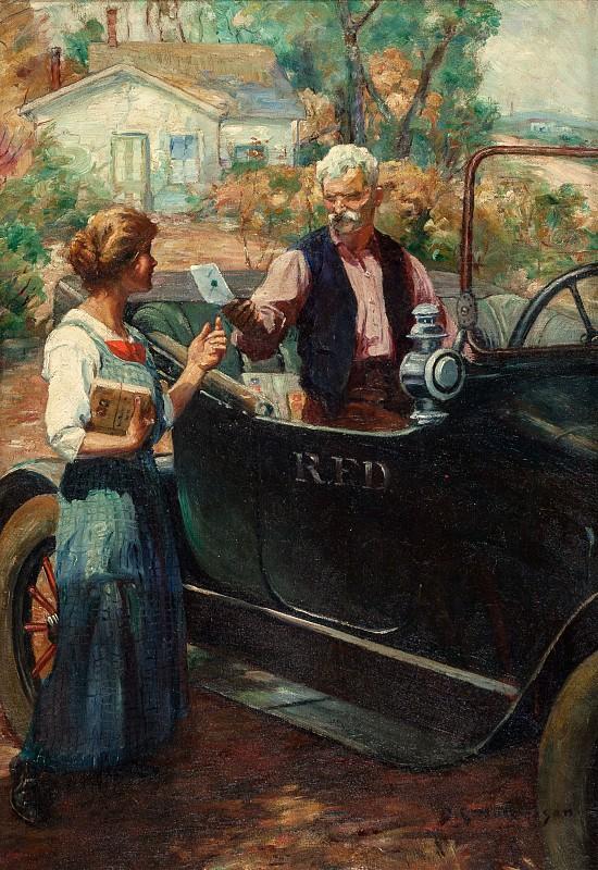 Original Art For Sale: Automotive/Transportation Illustrations