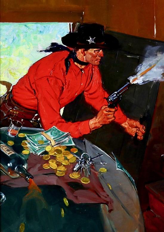 Cowboy Shooting