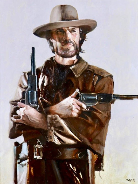 Clint Eastwood in 'The Outlaw Josey Wales'