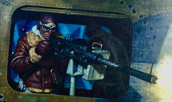 Machine Gunnist