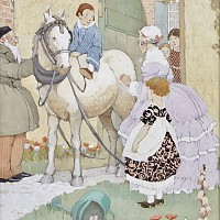 The Parson's Horse from 'Adventures in Our Street'