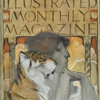 Woman and Tiger