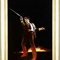 Shooting the Enemy, Paperback Cover