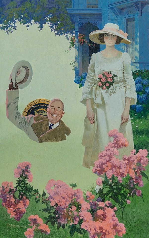 Robert McGinnis Gallery Art - The Art of Robert E. McGinnis