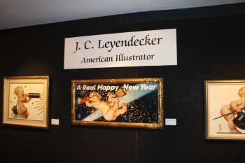 National Arts Club, JC Leyendecker event