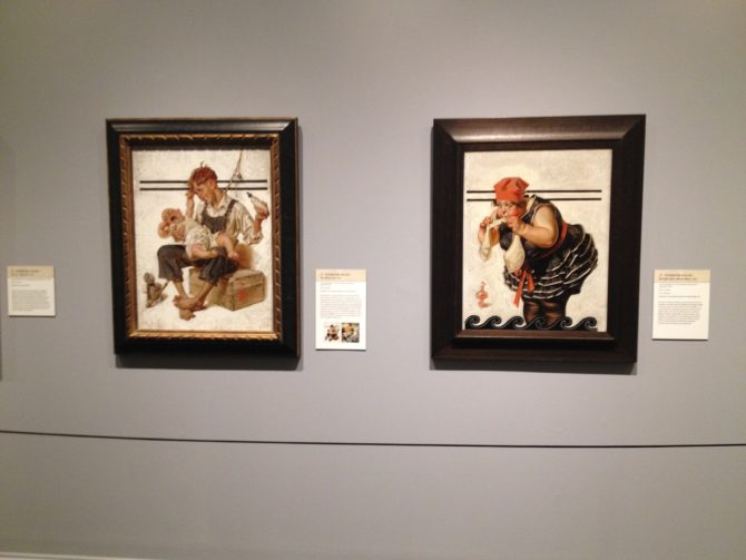 Leyendecker Installation Illustrated Gallery 2