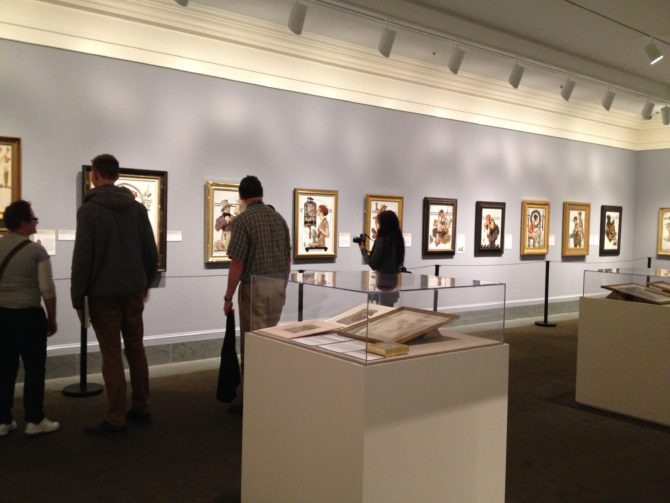 Leyendecker Installation Illustrated Gallery 3
