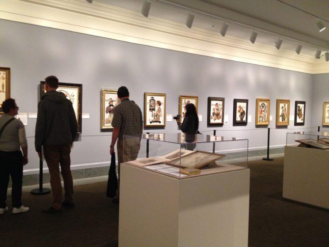 Leyendecker Installation Illustrated Gallery 3